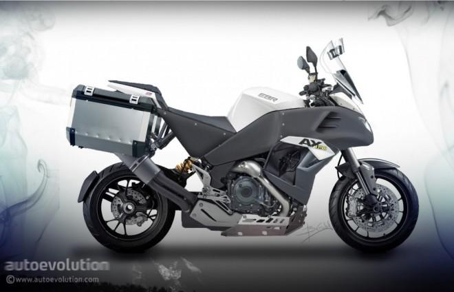 EBR 1190AX potvrzen jako Sport-Adventure Bike