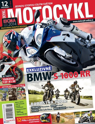 Motocykl 12/2014