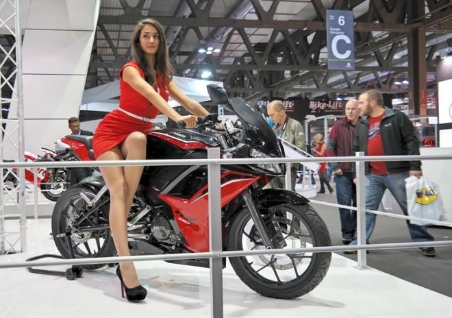 Indický výrobce motocyklù Hero chystá expanzi do Evropy