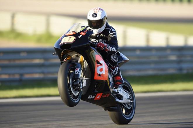 Po Valencii plánuje Aprilie test v Jerezu