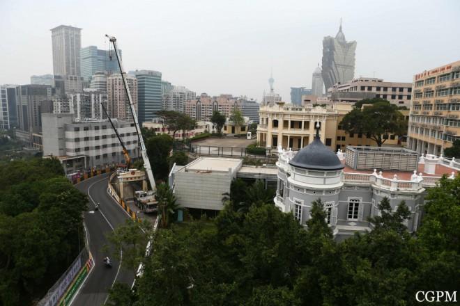 GP Macau: Pole position vybojoval Easton