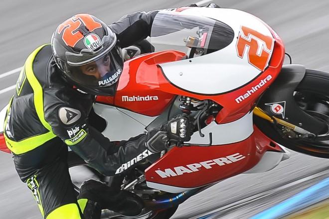 Poslední den testu nižších kubatur v Jerezu