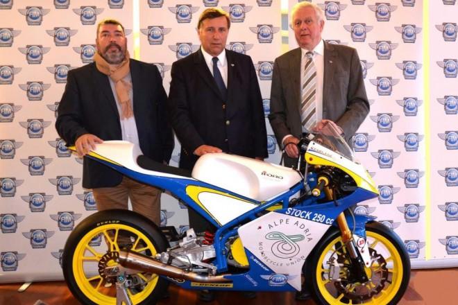 Slovakia Racing organizátorem evropského šampionátu Stock 250ccm