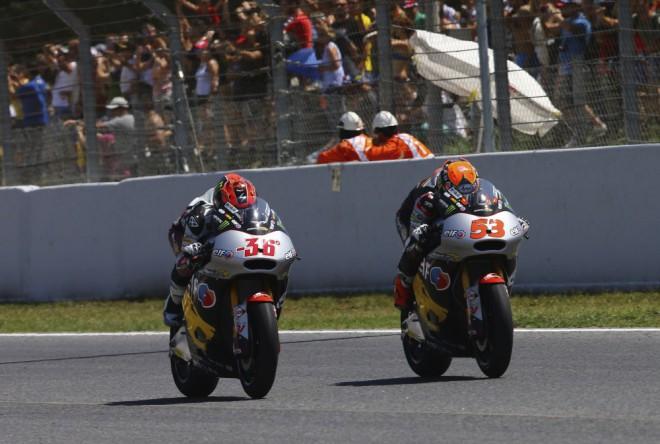 Úspìšná sezona týmu Marc VDS Racing v èíslech