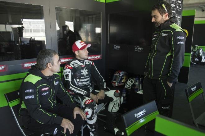 V Jerezu byl první den nejrychlejší Rea