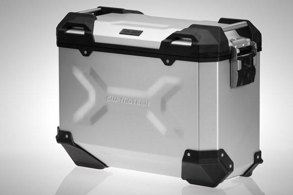Nové hliníkové kufry SW-Motech TRAX Adventure