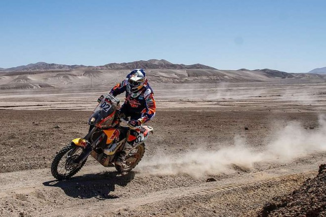 KTM hlásí: Na Dakar jsme pøipraveni