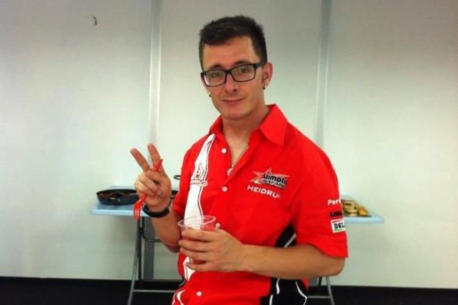 U JR Racingu pojede s Elíasem Ital Badovini
