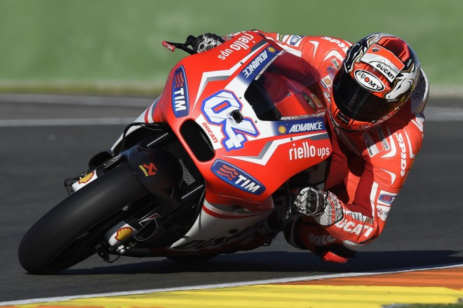 V Jerezu testuje Ducati, Aprilia a Forward Racing