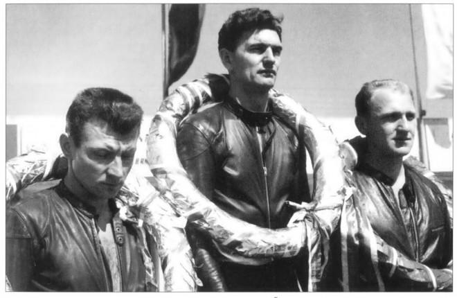 Velké postavy Velké ceny 3  - Jim Redman