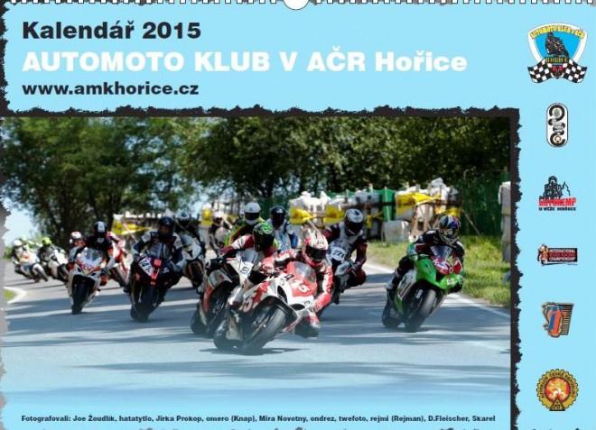Kalend�� AMK Ho�ice 2015