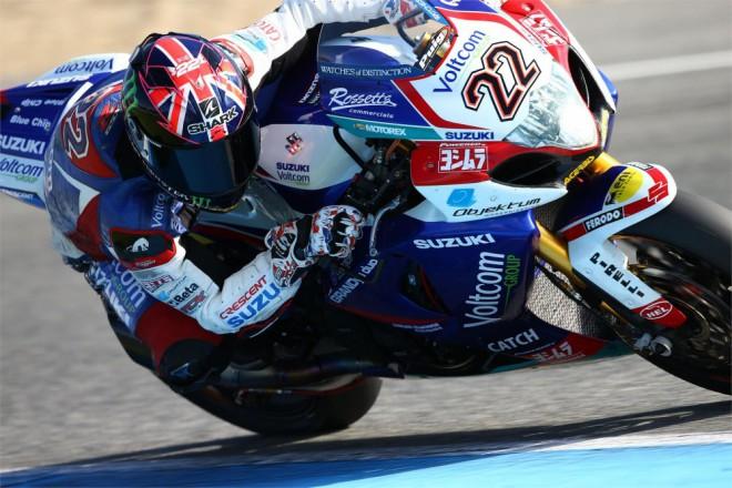 Lowes v Jerezu nejrychlejší, De Puniet si rychle zvyká