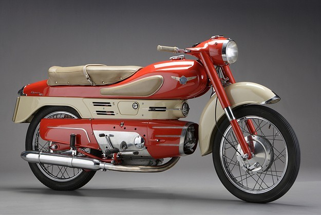 Nejhorší motocykly svìta (3.díl) - Italské vize