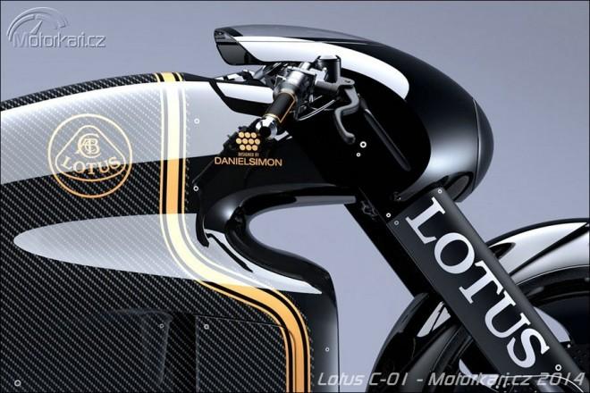 Lotus C-01 už je realitou