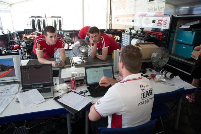 Massei a Coveòa v roce 2015 s EAB Racing