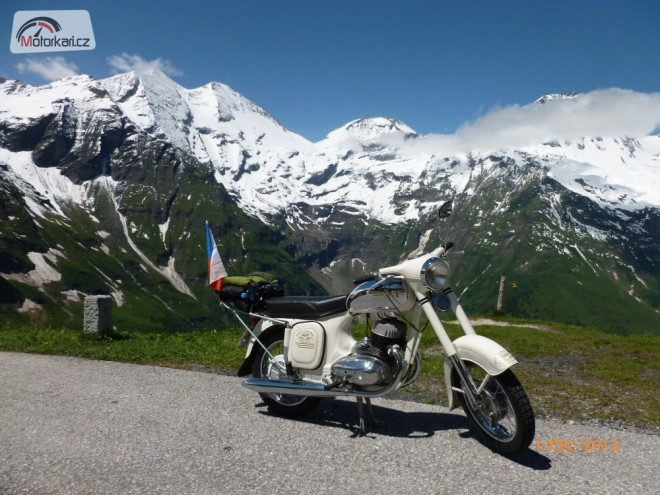 Džauy v Alpách