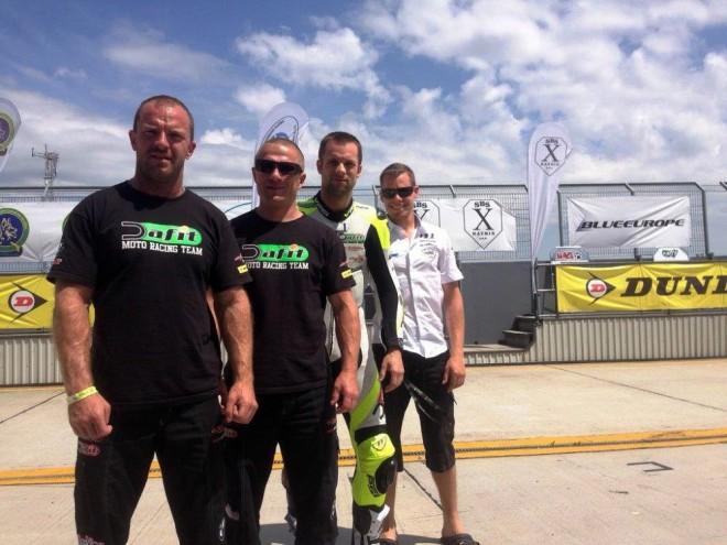 DAFIT FILLA Racing Agency, ryze èeský projekt na závodních okruzích