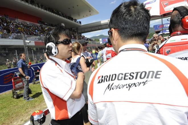 Tøináctá sezona Bridgestone v Grand Prix