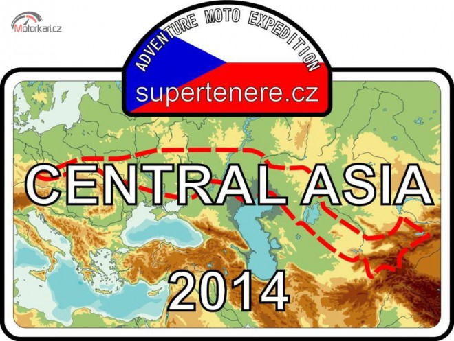 Centrální Asie 2014