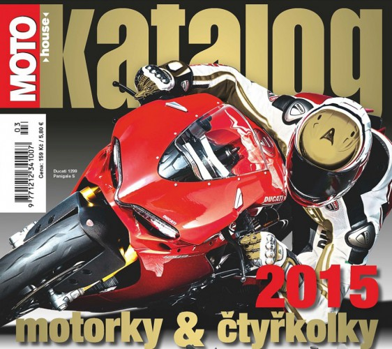 Motohouse katalog motorek a ètyøkolek 2015