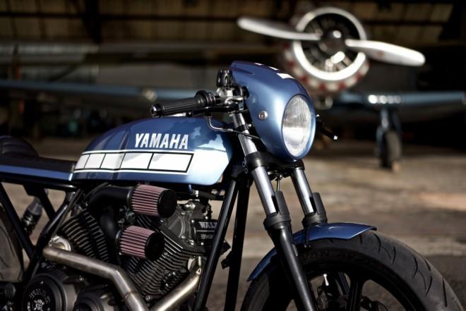 Yamaha XV950 od Marcuse Walze
