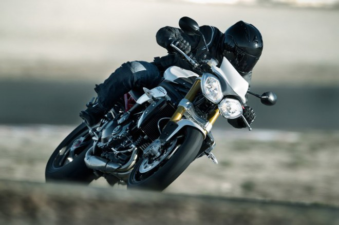 Triumph vyv�j� nov� Speed Triple