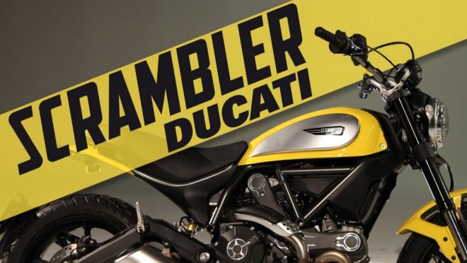 Scrambler: od Ducati nebo Borile?