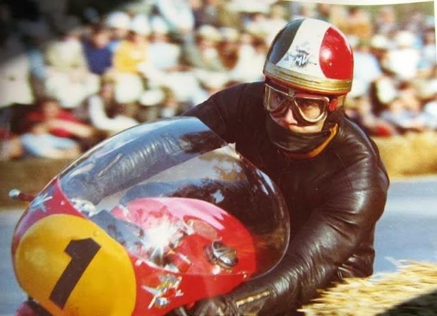Velké postavy Velké ceny  4 – Giacomo Agostini
