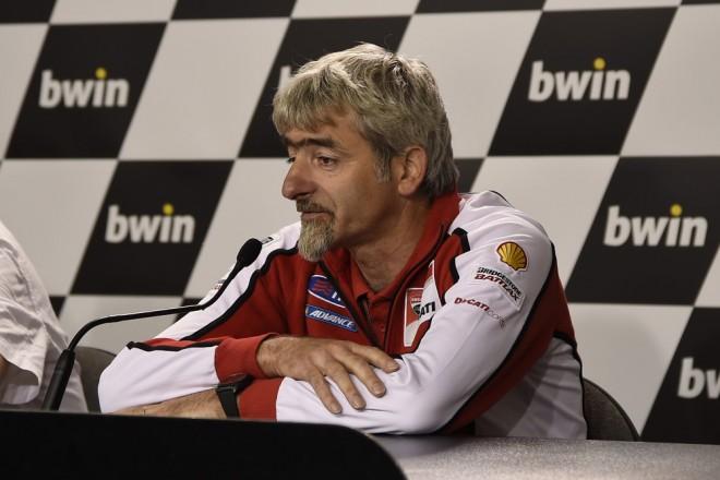 Šéf Ducati lituje, že na Crutchlowa nemìl víc èasu