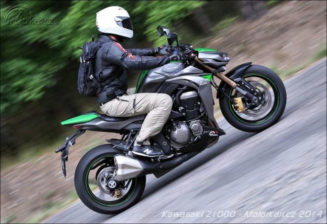 Z druh� ruky: Kawasaki Z 1000
