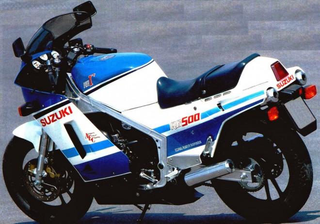 Suzuki z�ejm� vzk��s� n�zvy Katana a Gamma