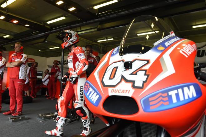 S novou GP15 nechce Ducati nic uspìchat