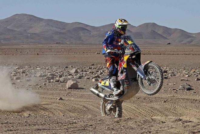 Dakar 2015: Ohlasy po 6. etapì