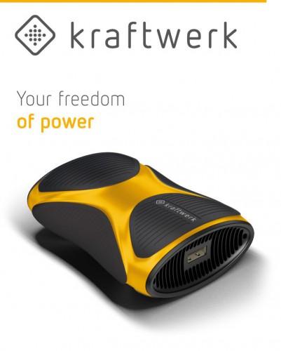 Kraftwerk: nabíjeèka na plyn