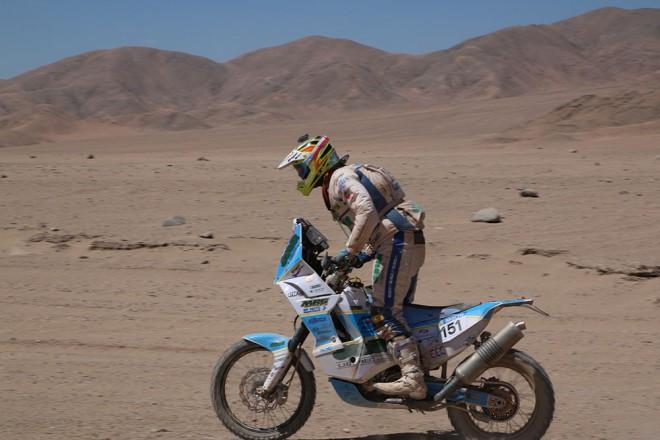 Jezdci MRG-SP MOTO stoupaj� po�ad�m vzh�ru