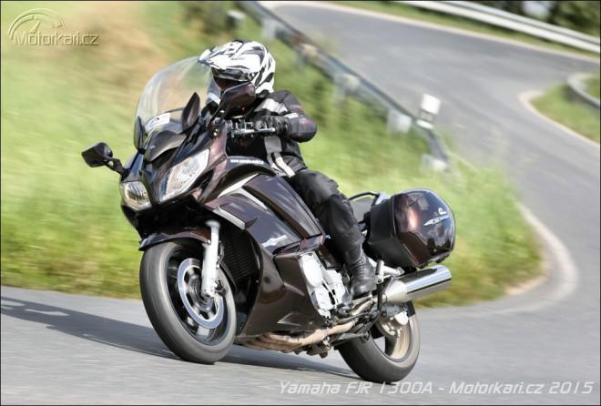 Yamaha FJR 1300A: Nippon GT