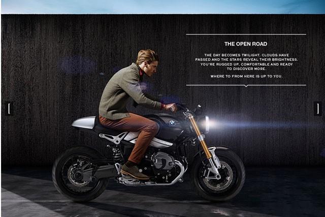 Roland Sands pro BMW