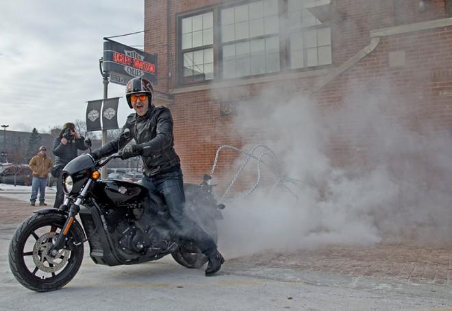 Harley-Davidson zaštítí srazy ve Sturgisu po dalších 75 let