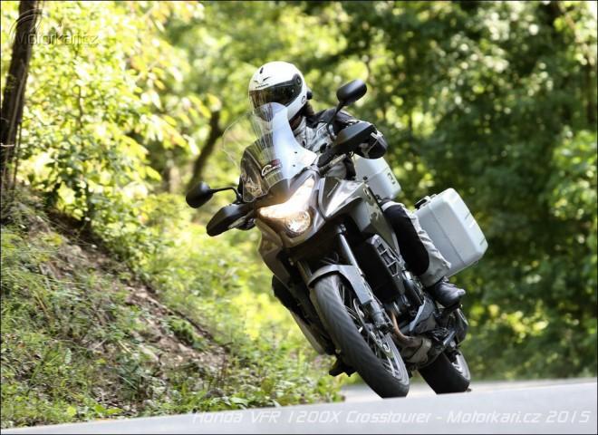 Honda VFR 1200X Crosstourer: turista i atlet