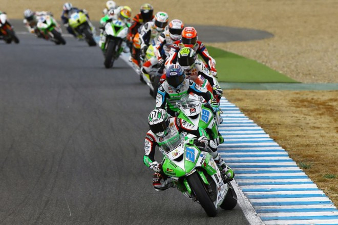 FIM: Provizorn� startovn� listina t��dy Supersport 2015