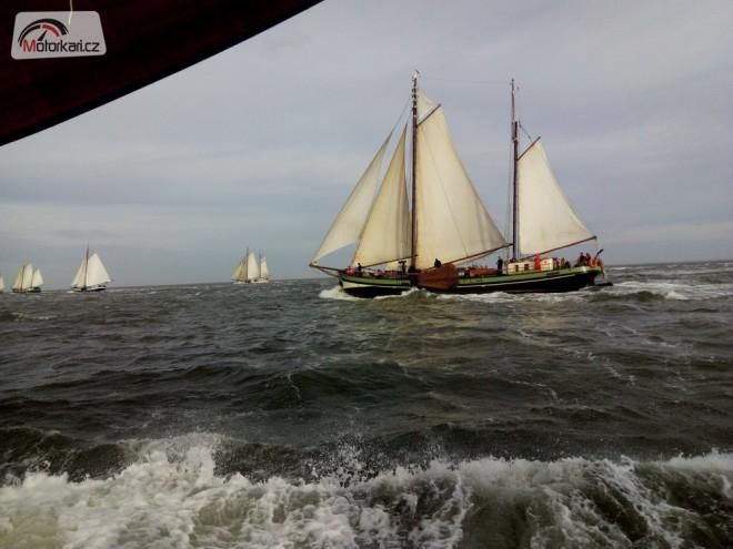 Brandaris Race