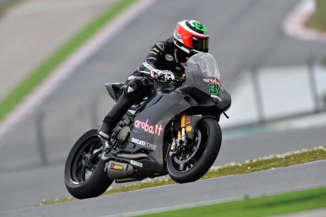 V pondìlí 2.února má prezentaci superbikový tým Ducati