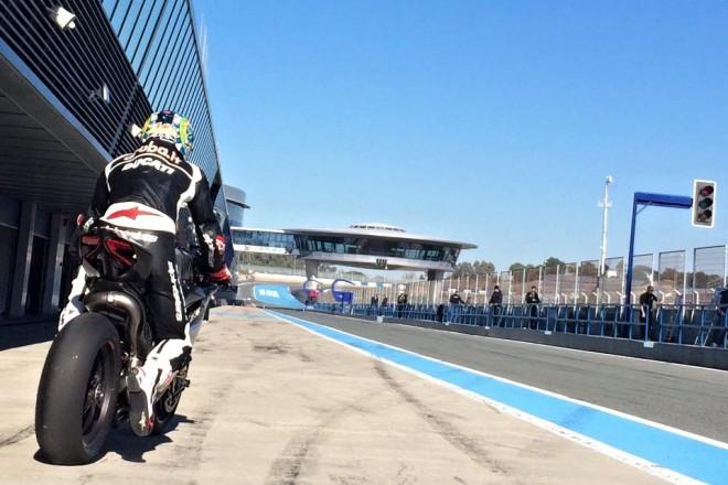 Výsledky testù mají u Ducati zatím velmi dobré