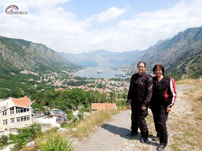 Jak jsme dojely s bandaskou až do Montenegra - aneb v nadpisu hrubka není ;-)
