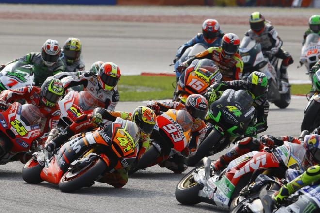 FIM: Seznam jezdcù a týmù MotoGP 2015