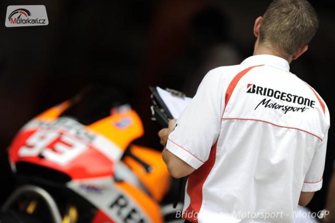 V Sepangu zahájí Bridgestone poslední sezonu v MotoGP