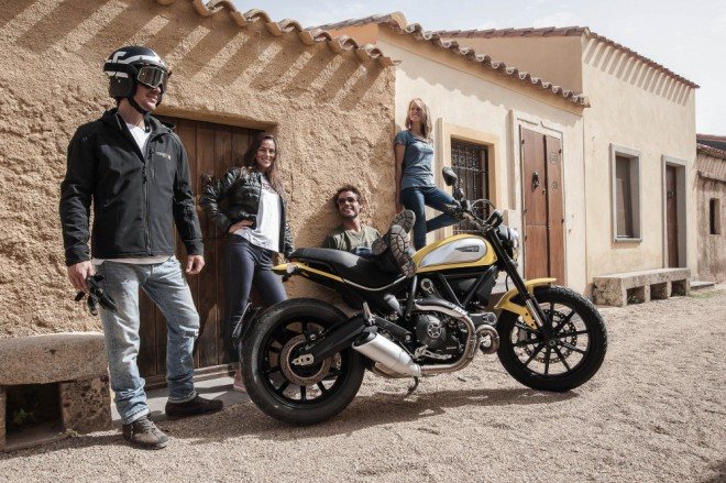 Ducati Scrambler: alter ego na dvou kolech