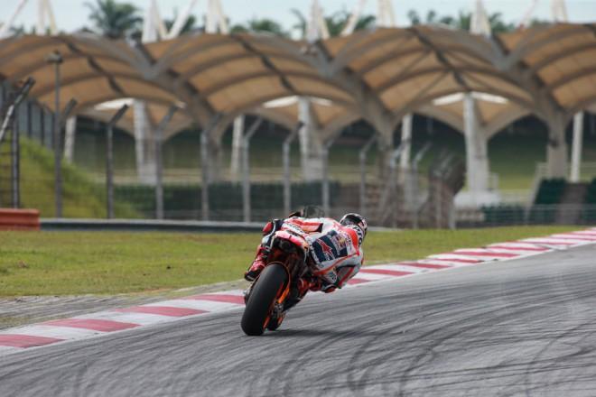 Test MotoGP Sepang1 – První den byl nejrychlejší Márquez