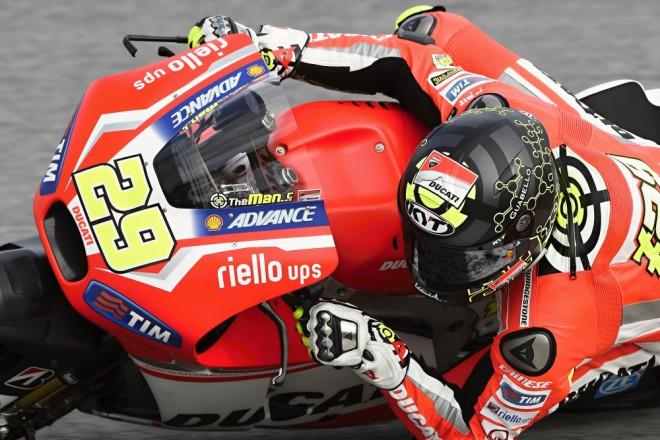 Na první den to nebylo špatné, øíká Iannone a Dovizioso souhlasí