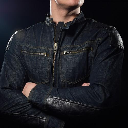 Rowdie Denim Jacket: džíska na motorku od 4SR